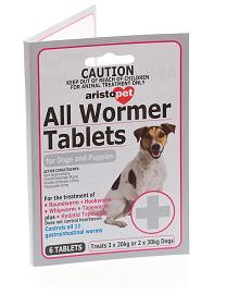 All Wormer Tablets for Dogs (Guaranteed Best Price)
