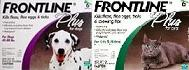 Frontline Plus (Known as Frontline Combo) Orange Sml Dog Upto 22Lbs (<10kg) 6.00