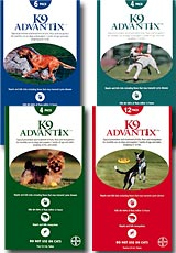 K9 Advantix (Guaranteed Best Price)
